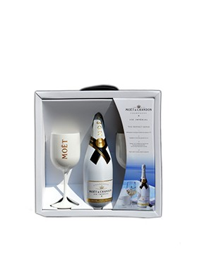 Moët Chandon Ice Imperial cofanetto bicchieri