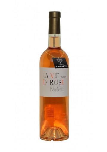 La vie en Rosé Château Landereau 2014