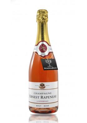 Champagne Ernest Rapeneau Brut Rosé