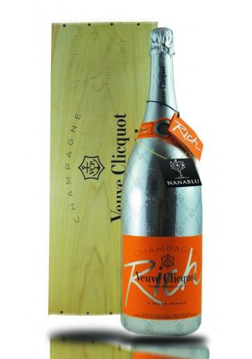 Champagne Veuve Cliquot Rich lt 3
