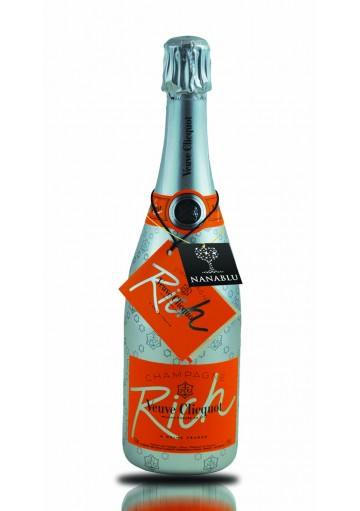Champagne Veuve Cliquot Rich cl.70