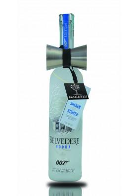 Vodka Belvedere Bow Tie Pure Ed. Speciale Spectre 007