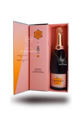 Champagne Rosé Veuve Clicquot Flag cl. 75