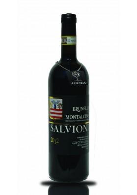 Brunello di Montalcino Salvioni 2012