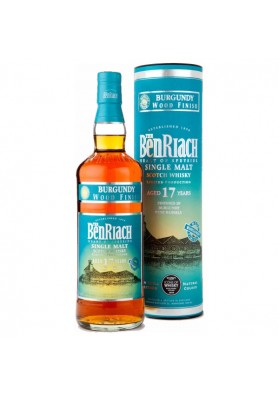 Whisky BenRiach Burgundy cl. 70