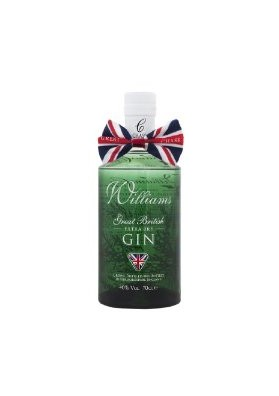 Gin William Chase Extra Dry cl. 70