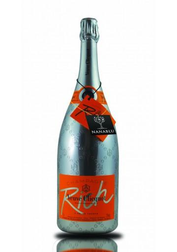 Champagne Veuve Cliquot Rich magnum lt 1.5