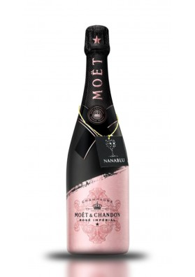 Champagne Moët Chandon Imperial Rosé Signature cl. 75 Limited Edition