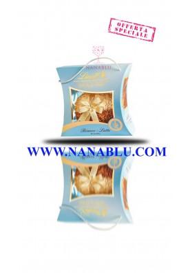 Uovo di Pasqua Noccior Lindt Bigusto cioccolato latte e cioccolato Bianco gr. 610